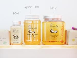 coconut oil new label